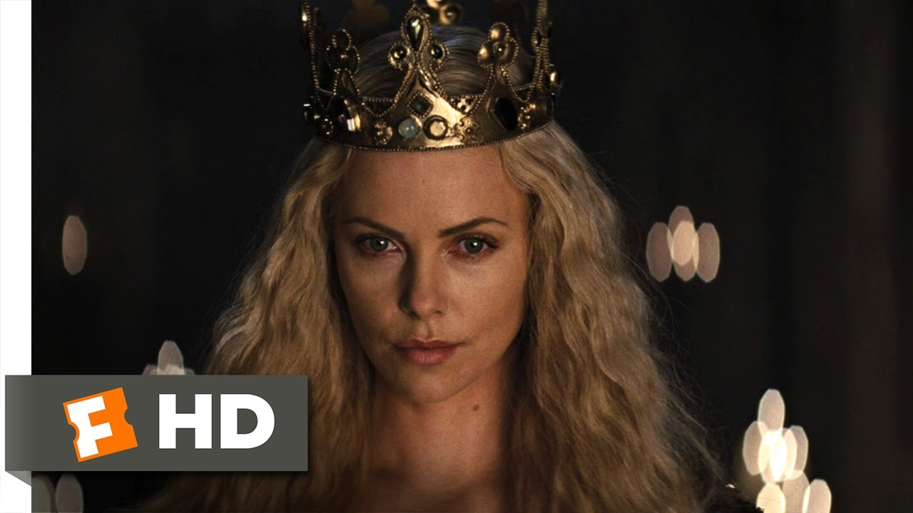 Snow white and the huntsman 2 10 movie clip mirror for Mirror 1 movie