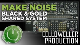 Celldweller Production - Make Noise: Black & Gold Shared System