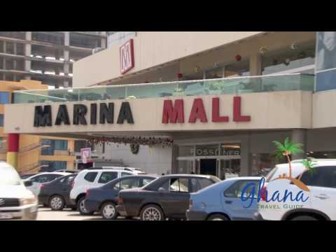 MARINA SHOPPING MALL ACCRA