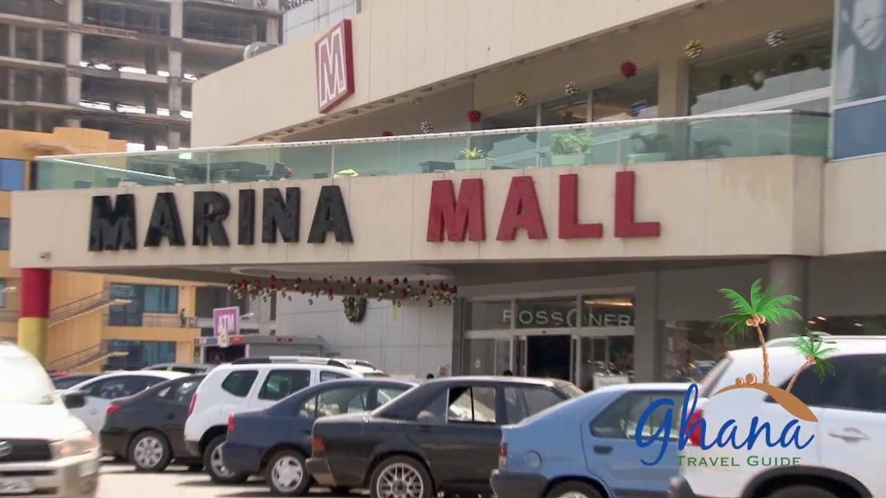 Marina Mall Accra Forex Bureau
