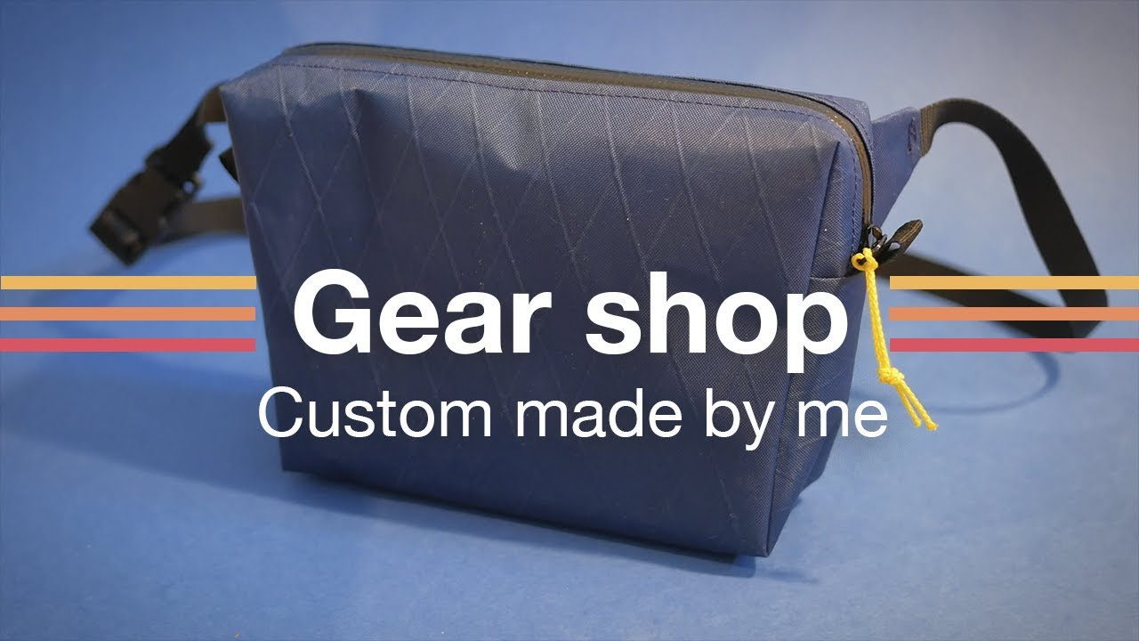 My own custom gear shop | Announcement