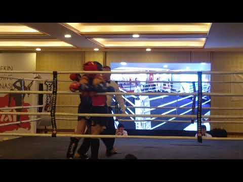 Türkiye Muay Thai Turnuvası 2017 67 KG A DIVISION