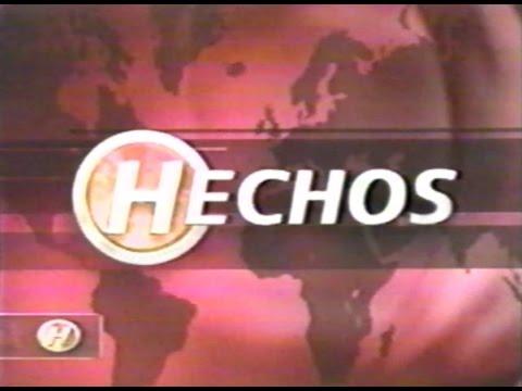 Noticiero Hechos (14 Mayo de 2004)