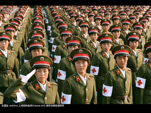 解放軍1984年國慶大閱兵 Military parade Beijing China