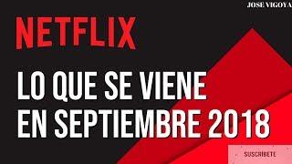 vuclip LO NUEVO DE NETFLIX - SEPTIEMBRE ( Grey's Anatomy, Intensamente, Ant-Man, Mrvel, DC,  Y mucho Más!)