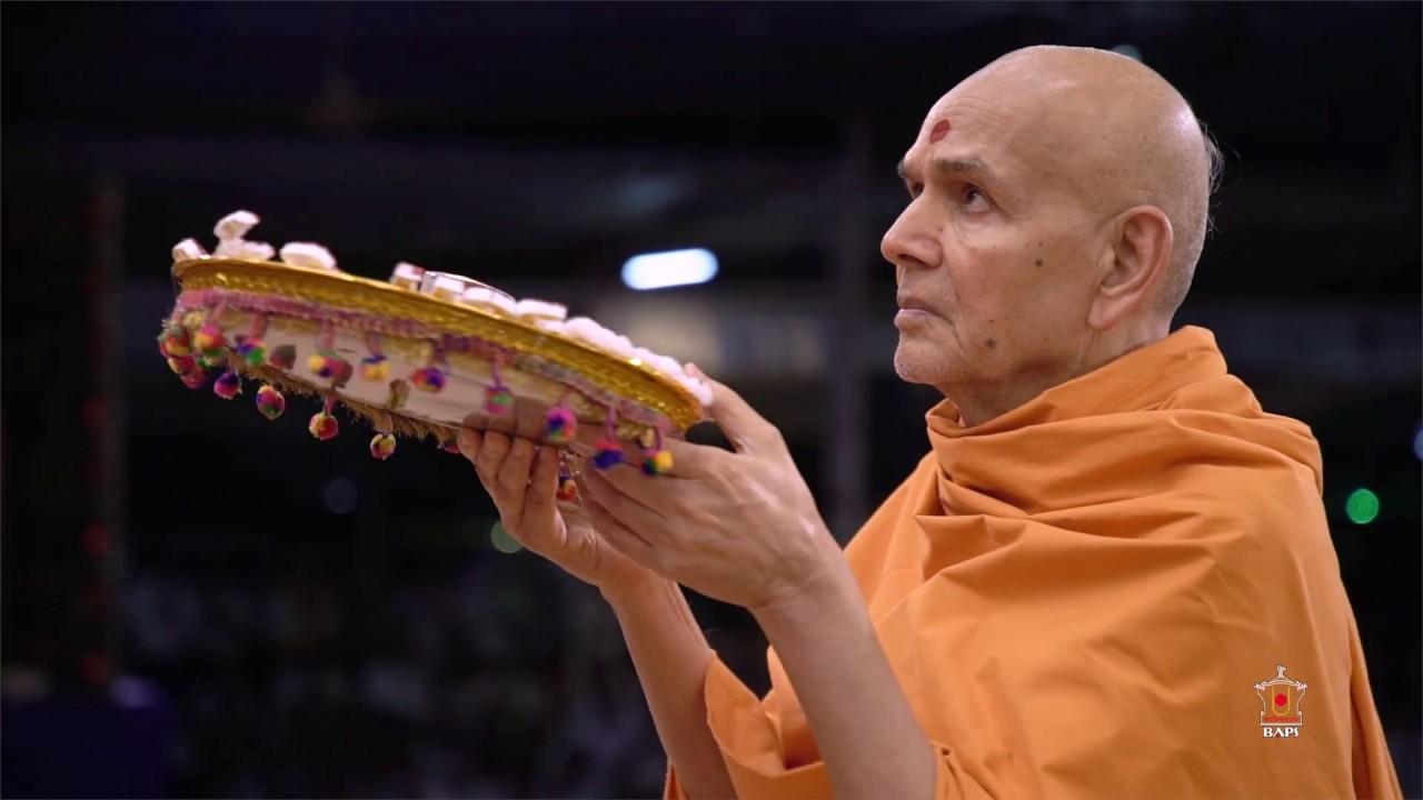 Guruhari Darshan 24-26 August 2018, Atladra, India