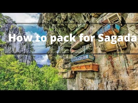 Philippines travel : Sagada (packing tips)