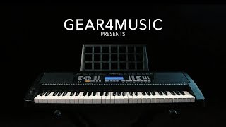 Mk 2000 54 Key Portable Keyboard By Gear4music Gear4music Youtube