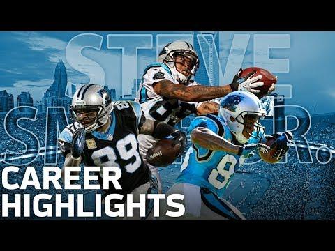 Steve Smith's ICE COLD Career Highlights! | NFL Legends