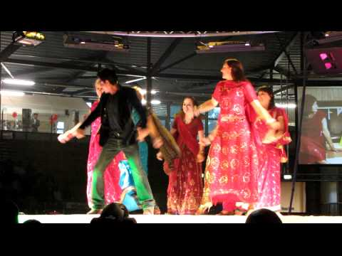 ShahRukh Khan - Chaiyya Chaiyya - Incredible India Festival 2011 - The Netherlands