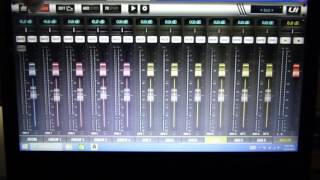 Getting started with the Soundcraft Ui12 Ui16 Ui series mixers