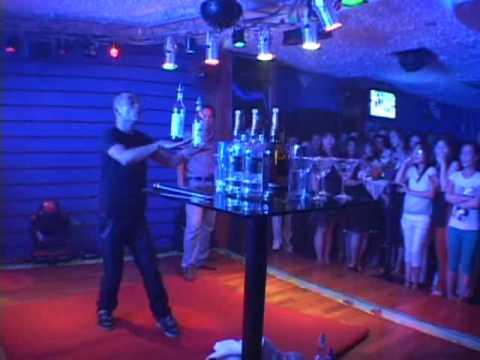 Khoiviet flairing team Bartender Vn, Dang Quoc Tuan @ QuiNhon