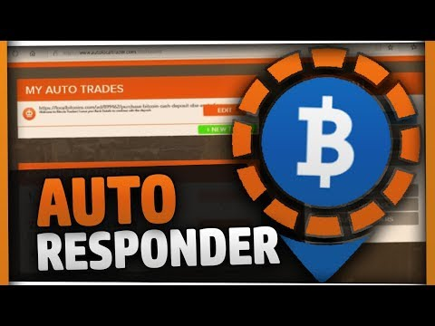 How to Automate LocalBitcoins Trading (Automatic Instant Responses)