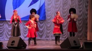 Народный танец. Детский ансамбль грузинского танца
