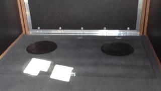 6 х 8В крижаний замок розвідник іграшка самоскид RAMP двері рибний дім
