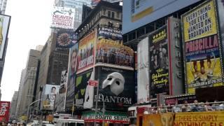 Русские туристы в Америке: Нью Йорк, Таймс Сквер(Снято во время путешествия в США в 2011 году., 2011-06-26T05:38:03.000Z)