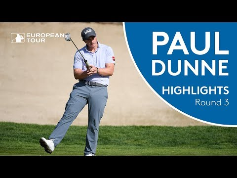 Paul Dunne Highlights | Round 3 | 2018 Open de España