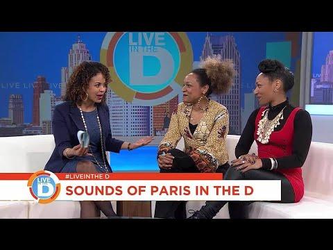 Live in the D: Les Nubians