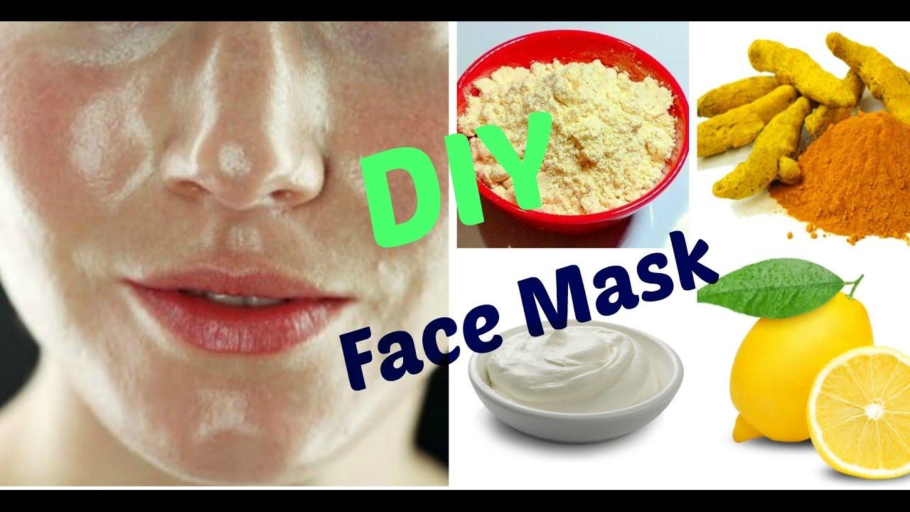 DIY Face mask for Oily skin & Acne Prone Skin💗 Control Oil & Unclog Pores