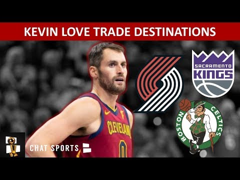 Kevin Love Trade Rumors: 4 Teams That Could Trade For Cavs' PF Before NBA Trade Deadline