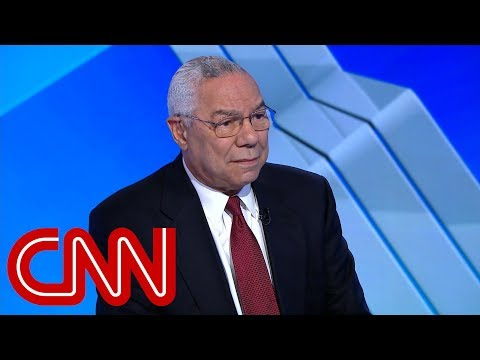 Colin Powell: Bush family's strength came from Barbara