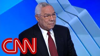 Colin Powell: Bush family