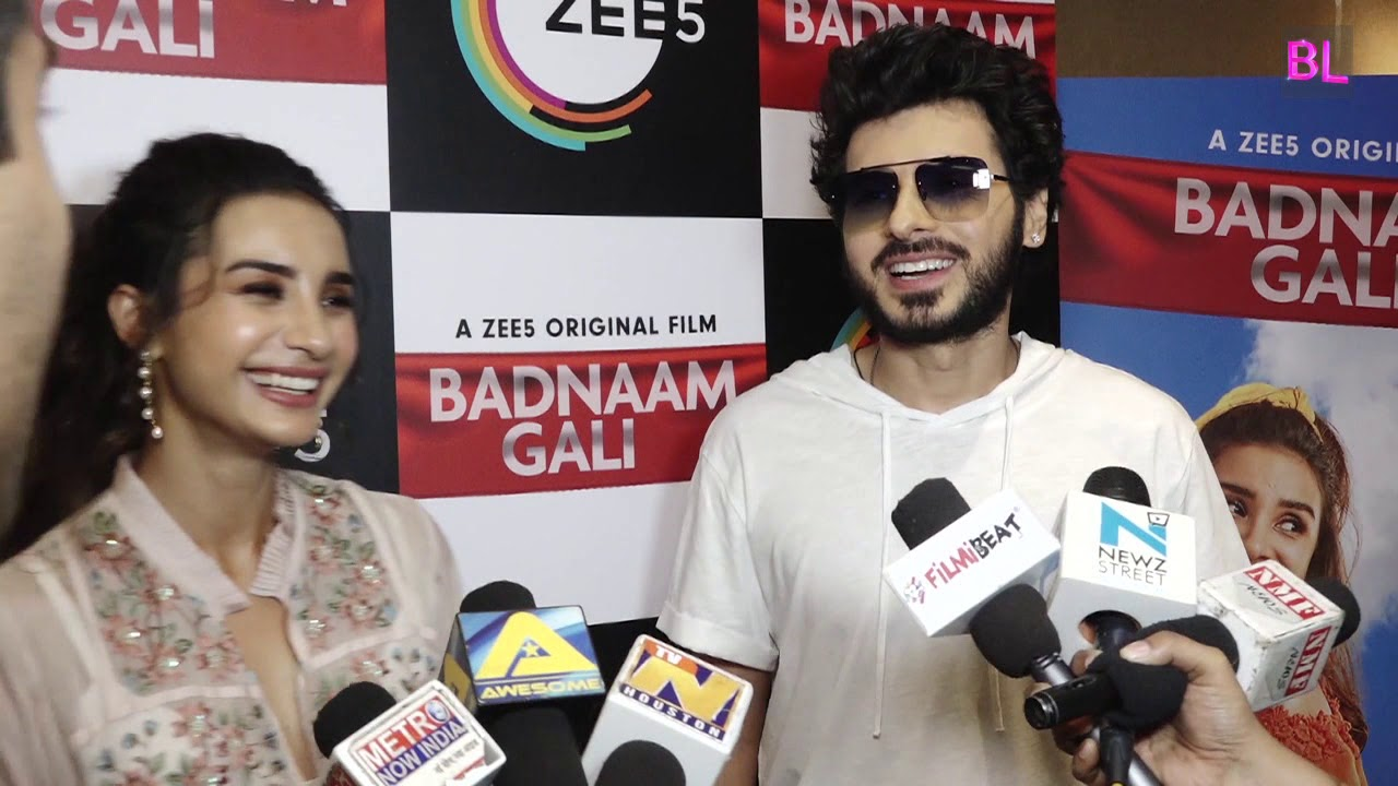 Download Divyendu and Patralekha on their new web series Badnam Gali | ZEE5 Originals