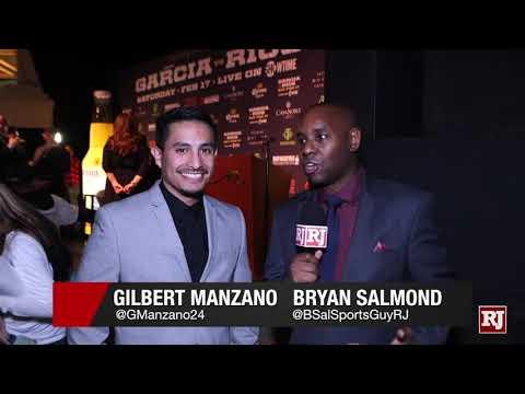 Premier Vegas Sports -Boxing Edition Garcia vs Rios & Benavidez vs Gavril press conference