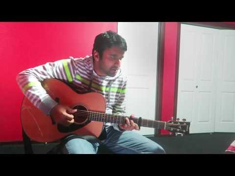 Guitar Cover - Na Kaho - Aaroh