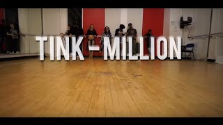 "Tink - ""Million"" Class Choreo by Michele Soulchild & Derrick Caldwell"