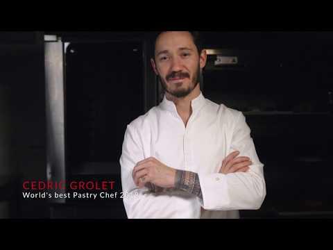 Pavoni Italia Professional | Cédric Grolet - How to use - Marron mono tarte