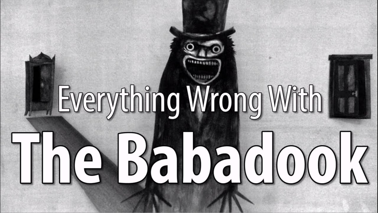 Everything Wrong With The Babadook In 10 Minutes Or Less