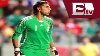 Jonathan Orozco primera baja de la Selección Mexicana por lesión/Excélsior Informa