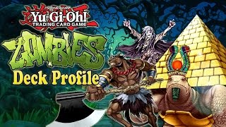 Yugioh Zombie Deck Profile (November 2015)
