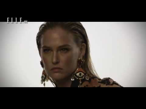 Bar Refaeli, un modelo de mujer ELLE