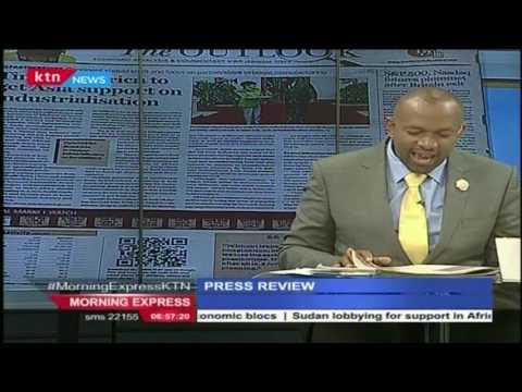 President Uhuru Kenyatta's kin in a major dispute over Nairobi land