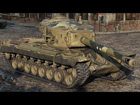 World of Tanks T30 - 10 Kills 8,8K Damage