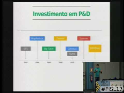 Fisl 17 - Stream Processing, uma visão geral