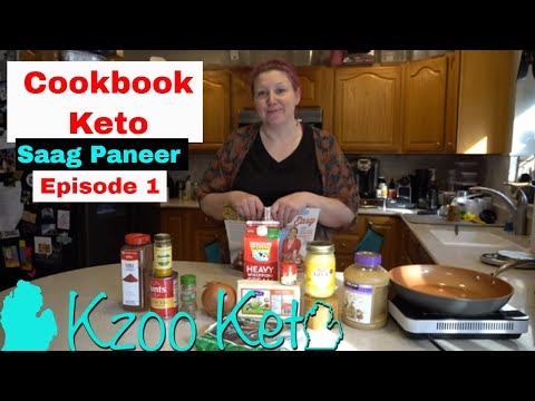 cookbook-keto-episode-1:-saag-paneer-from-keto-connect