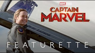 Captain Marvel | Featurette