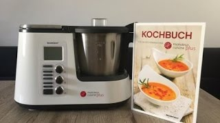 Monsieur Cuisine Plus: Exclusives Video - Vorstellung der Maschine