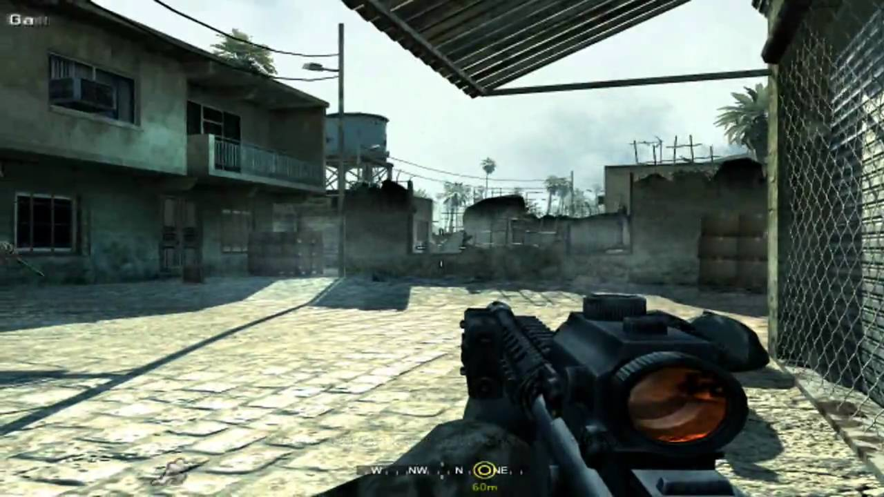 Call of Duty 4 Modern Warfare gameplay #6 (PC) HD - YouTube