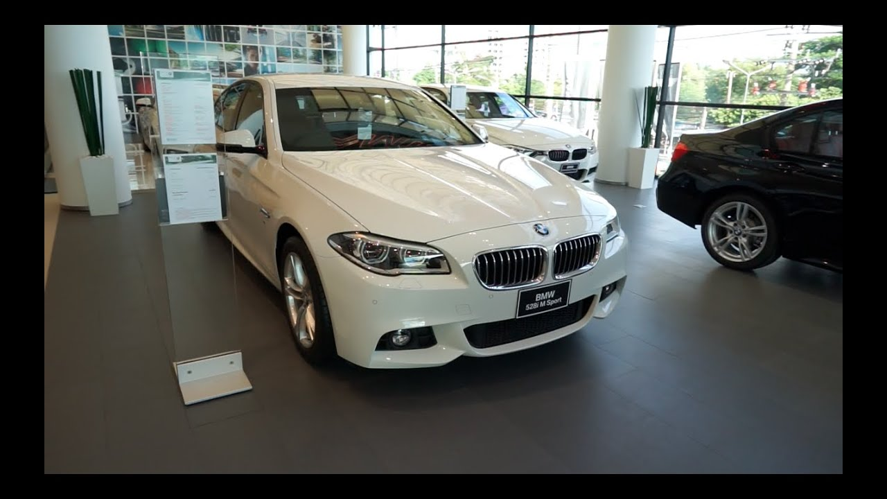 2014 BMW 528i M Sport LCI Facelift F10  By KS Car Review