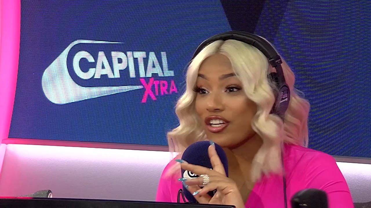 Stefflon Don Talks 'Secure' Mixtape, Boo Hoo Deal, Foxy Brown Feud & More With Yinka