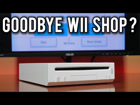 The Nintendo Wii Shop Is Going Offline Forever. How To Play WiiWare Games In 2019 | MVG
