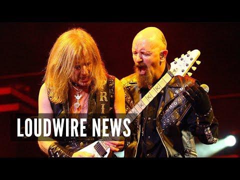 Judas Priest Members Spar Over Glenn Tipton + 'Firepower'