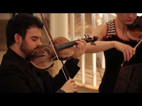 """""""Andante moderato"""" from Florence Price's """"String Quartet in G Major"""""""