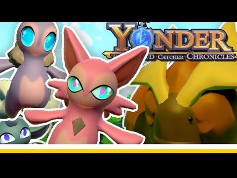 WHAT IS... Yonder: The Cloud Catcher Chronicles?