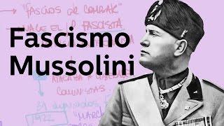 Fascismo italiano - Historia - Educatina