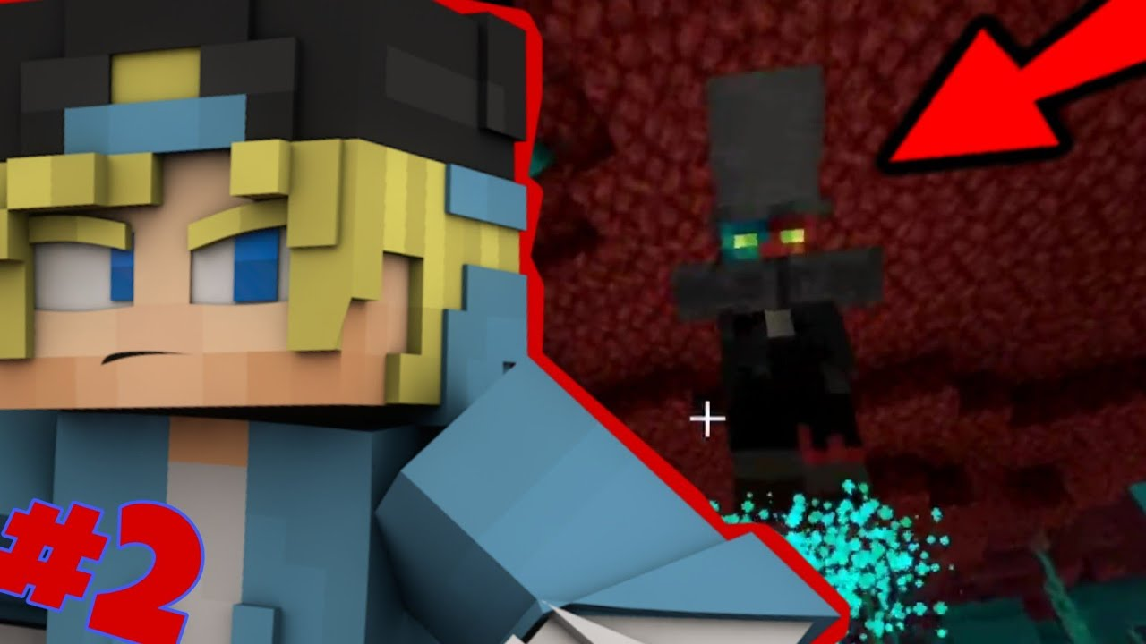 Minecraft PE | Way of the nether Épisode 2 !! LE COMBAT COMMENCE !!!!